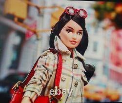 Coach Barbie Gold Label Limited 2013 Sac À Main En Cuir Nouveau