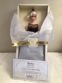 Cocktail Dress Limited Silkstone Barbie