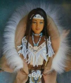 Collection Barbie Esprit De La 1ère Édition Limitée De La Terre Dans La Série Nib