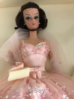 Collection De Modèles De Mode Barbie Dans La Poupée Silkstone Nrfb En Édition Limitée Rose
