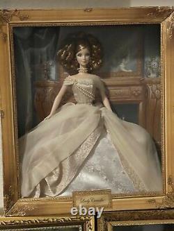 Collection Portrait En Édition Limitée Lady Camille Barbie Doll
