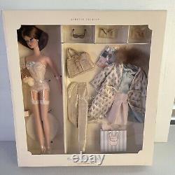 Continental Holiday Giftset2002 Silkstone Barbie Limited Edi. Robert Best 55497