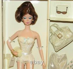 Continental Holiday Silkstone Fashion Model Barbie #55497 Nrfb 2001 Limited Ed