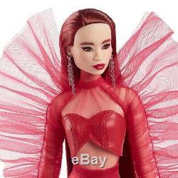 Convention Barbie Japon 2020 Couture Mattel Limitée Chromatique Non Utilisée