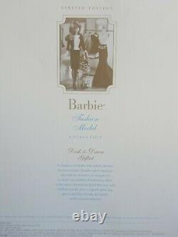 Crépuscule À L'aube Silkstone Barbie Doll Giftset Limited Edition Mattel 29654 Nrfb