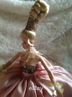 D'occasion 1996 Édition Limitée Pink Splendor Barbie Nrfb Withshipper 16091
