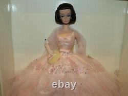 Dans Le Modèle De Mode Rose Barbie Silkstone Nrfb 2000 Edition Limitée #27683