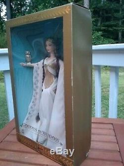 Déesse De La Sagesse Barbie Limited Edition