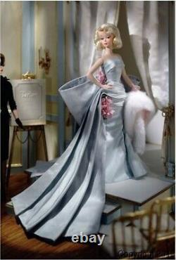 Delphine Fashion Model Silkstone Barbie Mnrfb Limited Edition Error Box #26929