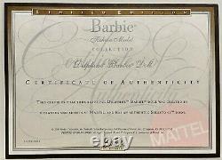 Delphine Silkstone Barbie Limited Edition Bfmc Nrfb Mint Sku 26929