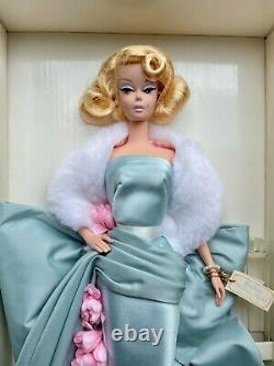 Delphine Silkstone Barbie Mode Modèle Bfmc Edition Limitée Nrfb