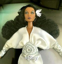 Diana Ross Bob Mackie Barbie Doll Designer Limited Edition Dans La Boîte 1997