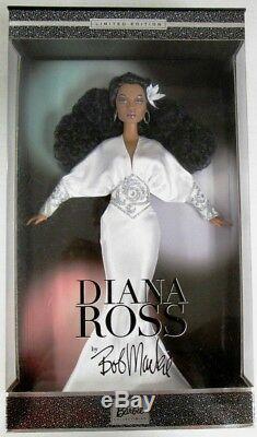 Diana Ross Par Bob Mackie (barbie Collector Limited Edition) (nouveau)