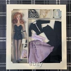 Dusk To Dawn Silkstone Barbie Doll Giftset Limited Edition Mattel 29654 Onf