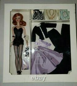 Édition Limitée 2000 Silkstone Barbie Fashion Model Doll Dusk To Dawn