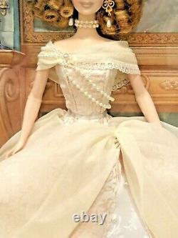 Édition Limitée 2002 Barbie Doll Lady Camille The Portrait Collection B1235 Onf