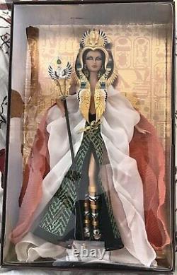Édition Limitée 2010 Cleopatra Gold Label Barbie, Onf