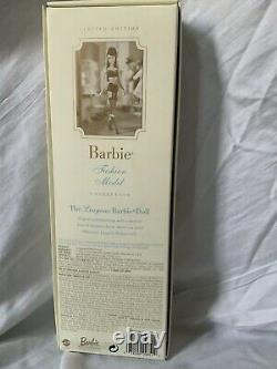 Édition Limitée Barbie Collecte Modèle De Collecte Lingérie Silkstone Brunette