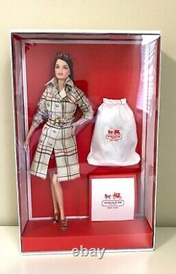 Edition Limitée Coach Barbie Designer Collection Collector Exculsive 2013