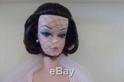 Edition Limitée Dans La Poupée Barbie De Silkstone Rose