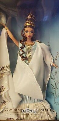 Edition Limitée Déesse De La Beauté Barbie Première D'une Série
