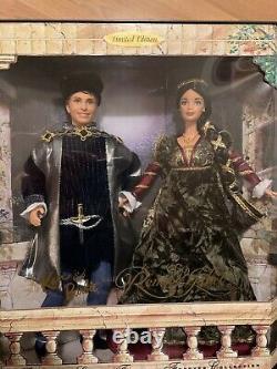 Édition Limitée Ken & Barbie Comme Romeo & Juliet 1997. Tenues Magnifiques