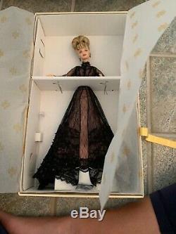 Édition Limitée Nolan Miller Sheer Illusion 1998 Poupée Barbie Nib