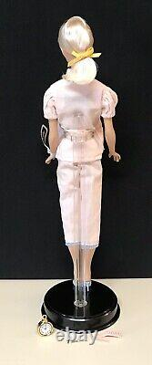 Edition Limitée Reproduction Pyjama Rose Sur Repro Platinum Color Swirl Barbie