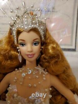 Enchanted Mermaid Barbie Doll 2001 Édition Limitée Mattel 53978 Onf