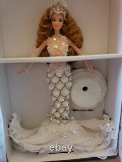 Enchanted Mermaid Limited Edition Barbie Doll Nouveau Dans La Boîte