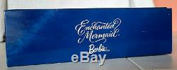 Enchanted Mermaid Poupée Barbie Collection Bob Mackie Limited Edition -nrfb