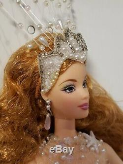 Enchanted Sirène Barbie Doll 2001 Limited Edition Mattel 53978 Mint Nrfb