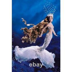 Enchanted Sirmaid Barbie Doll Limited Edition 2001 Rare