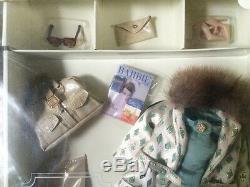 Ensemble Cadeau Cadeau De Vacances Barbie Continental Soigneusement Conservées, Boîte Scellée En Édition Limitée