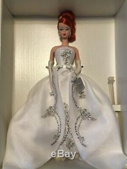 Exclusivité Fao: Joyeux Silkstone Barbie Nrfb, Édition Limitée, Roux