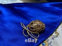 Fabergé Imperial Elegance Porcelaine -19816 -limited Édition Barbie # 09949