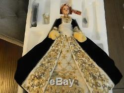 Faberge Imperial Limited Collection Barbie En Porcelaine Sans Boîte