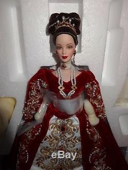 Fabergé Imperial Splendor Porcelaine Barbie-2000 Limited Edition