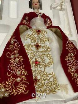 Faberge Imperial Splendor Porcelaine -onf -27028 -édition Limitée Barbie #06664
