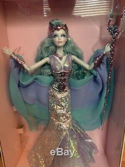 Fantaisie Lointain Forêt Eau Sprite Barbie. Edition Limitée De 5100. Nrfb