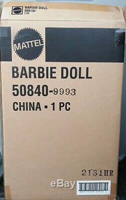 Fantasy Déesse De L'édition Arctique Mackie Barbie Doll Limitée Mint Cond