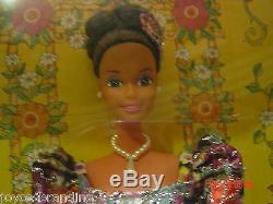 Filipina Barbie Foreign Festival Doll 1991 Édition Limitée À 500 Exemplaires De Nrfb