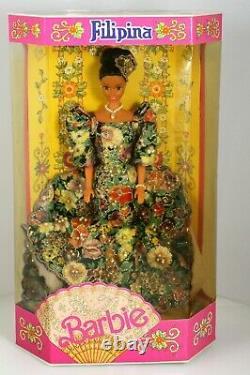 Filipina Barbie Foreign Festival Doll 1991 Édition Limitée De 500