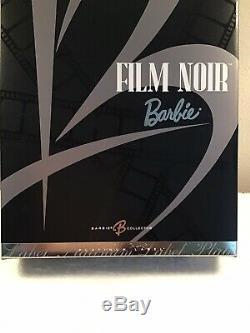 Film Noir Blonde Convention Étiquette Platinum Barbie- Très Limitée