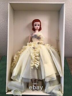 Gala Robe Silkstone Barbie Limitée Redhead