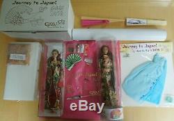 Gaw 2019 Forfait Convention Poupée Convention Barbie, Voyage Au Japon, Limite 275