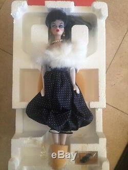 Gay 1959 Porcelaine Barbie Parisienne Limited Edition 1991 Nrfb Rare