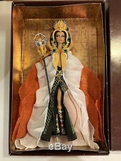 Gold Label Cléopâtre Barbie Comme Reine D'egypte Nile Doll Nrfb Limited Edition