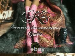 Gold Label Edition Limitée Designer Kimora Lee Simmons Barbie Doll -nib