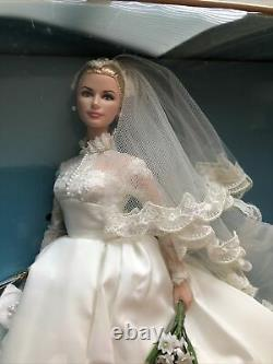 Grace Kelly Silkstone Barbie 2011 Bride Doll Nrfb Limited Edition 13 100